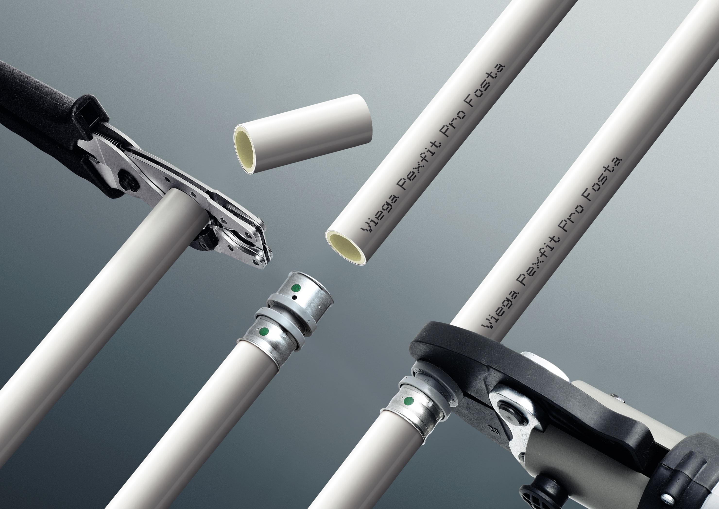 Multilayer pipe Model 4705